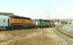 BNSF 6821 @ SeaLine Jct